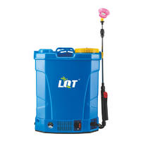 LQT:D-18L-02 High Quality  Knapsack Backpack Electrostatic Sprayer