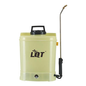 LQT:D-15L-04 15L electric operated mist pesticide knapsack sprayer machine