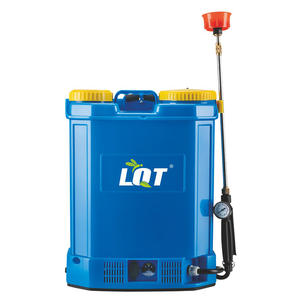 LQT:D-16L-19A Custom Portable Plastic Garden Knapsack Electric Sprayer