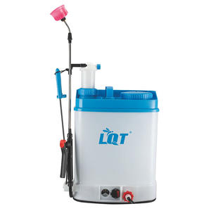 LQT:DHE-16L-04   Add to CompareShare Professional Electric Manual Battery Power Knapsack Sprayer