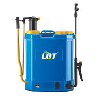 LQT:DHE-20L-01B Hot sales standard size Longer Hose electric and hand sprayer