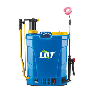 LQT:DHE-18L-01 Agricultural Knapsack Battery and manual Sprayer , 2 in 1 sprayer