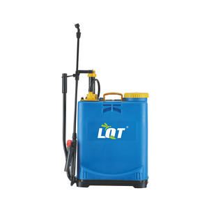 LQT:H-16L-02 Agriculture hand pump operated chemical pesticide spreader sprayer